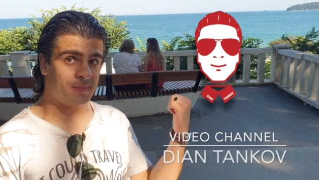 Dian Tankov Video Channel Intro | Диан Танков Видео Канал Интро