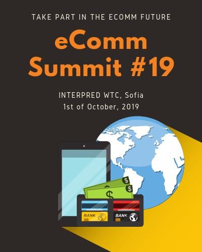 Ecommerce Summit 2019 - Плакат