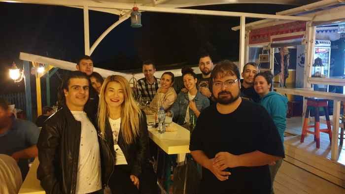 WordCamp Sinemorets Retreat 2019 Видео Репортаж - Парти