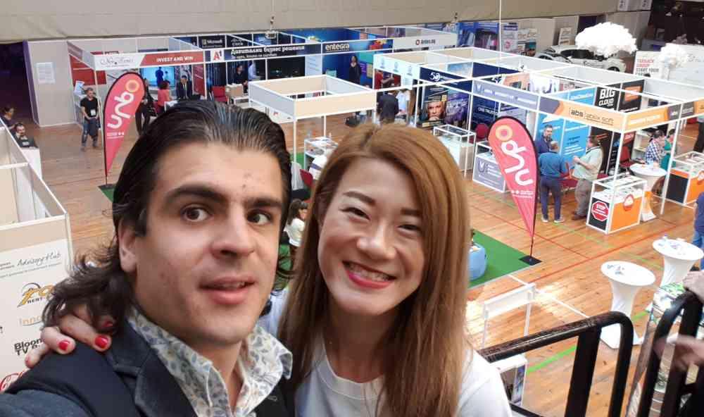 Expo Zone Innowave Summit 2019