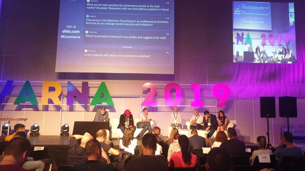 Talks Innowave Summit 2019