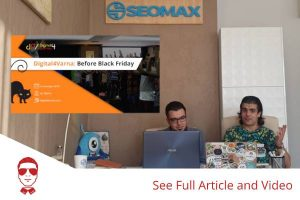 Digital4Varna – Before Black Friday 2019 – Event Preview