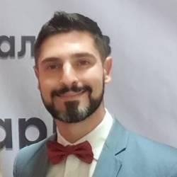 Petar Dyaksov - Organizer of Digital Stars 2019