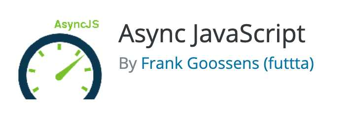 Speed and Performance in WordPress - Async JavaScript