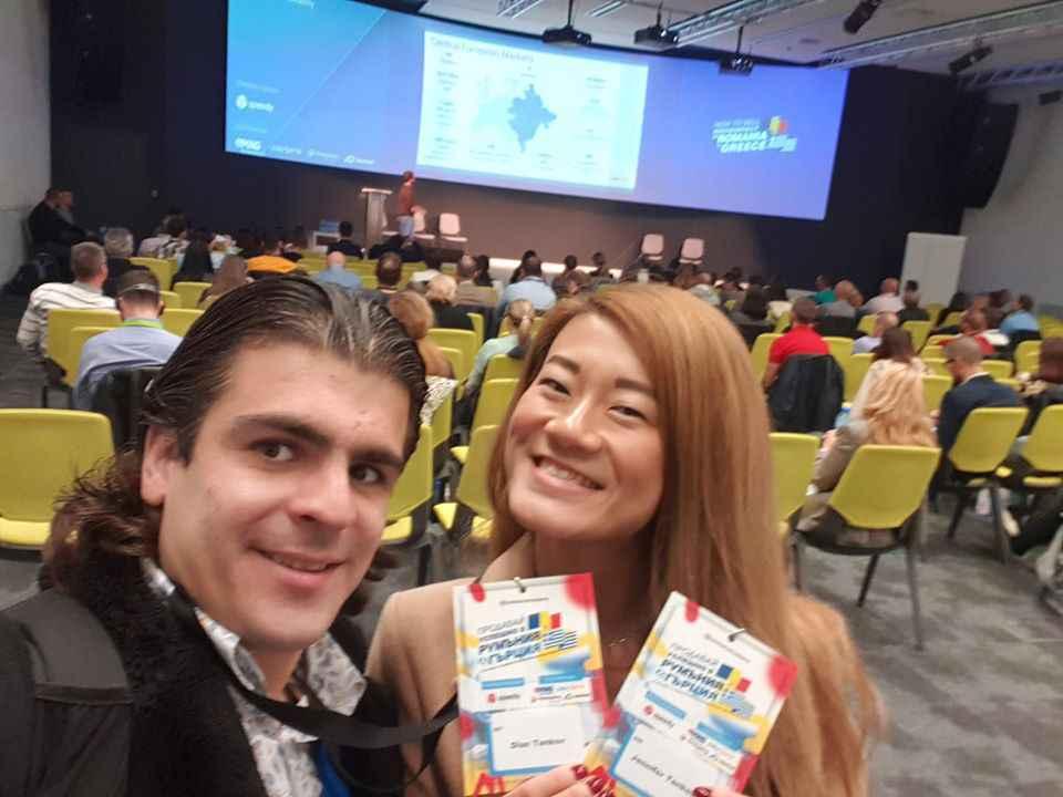 Successful sales in Greece and Romania - Talks