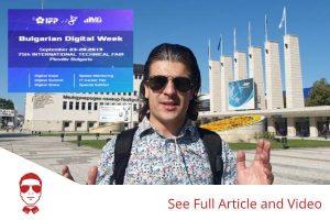 Bulgarian Digital Week 2019 – Event Report