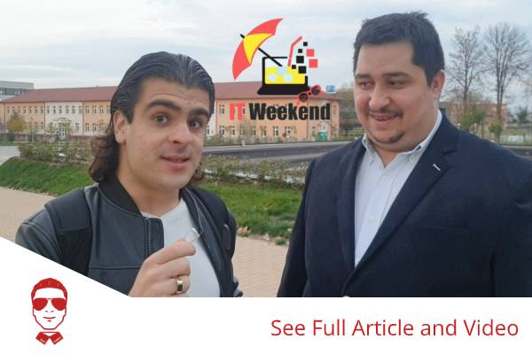 IT Weekend Bulgaria I Event Preview
