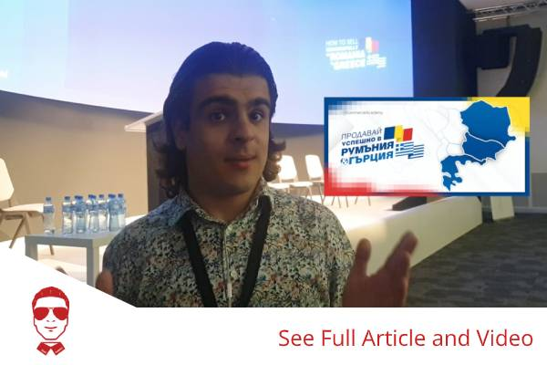 Successful sales in Greece and Romania I Event Report