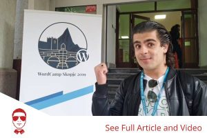 WordCamp Skopje 2019 – Event Report