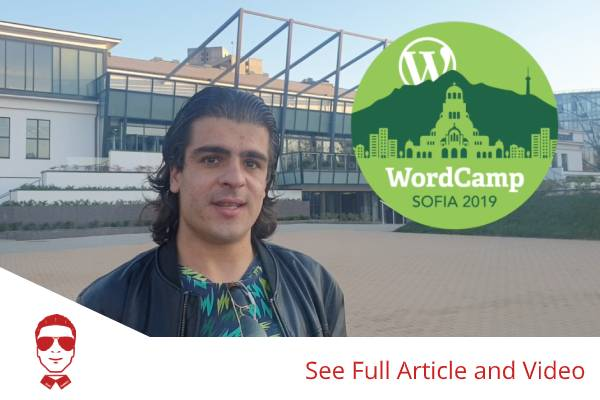 WordCamp Sofia - 2019 I Event Preview