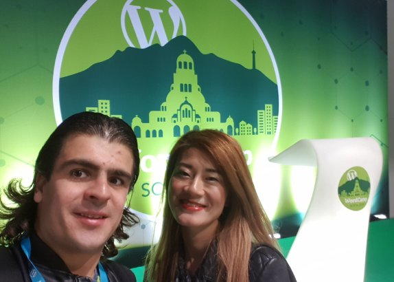 Organizer of WordCamp Sofia 2019 - Front