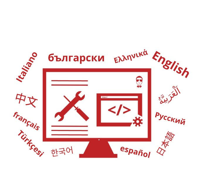 Multilingual Website - Website Development Services